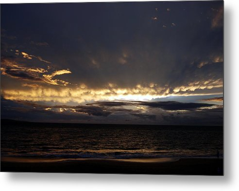 Metal Print featuring the photograph Gentle Whispers by JK Photography