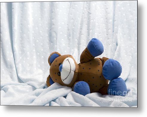 Baby Metal Print featuring the photograph Naptime 1 by Jeannie Burleson