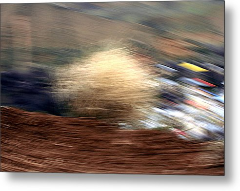 Landscape Metal Print featuring the photograph Uproar by Robert Shahbazi