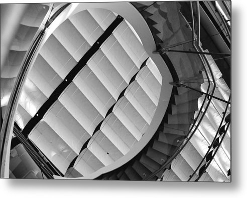 Circle Metal Print featuring the photograph Perspective by Caroline Clark