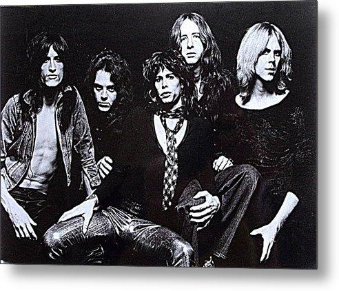 Aerosmith Press Photo by Kevin B Bohner