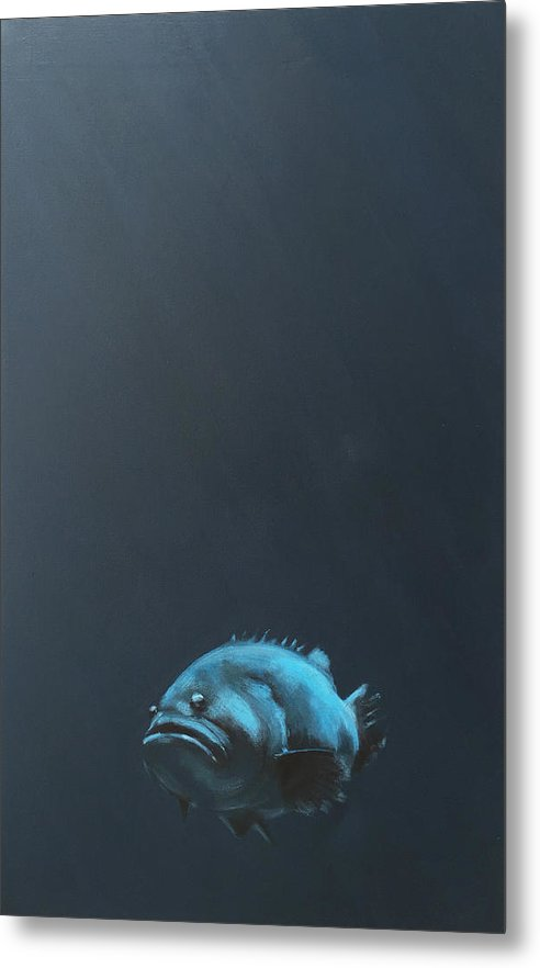 One Fish by Jeffrey Bess