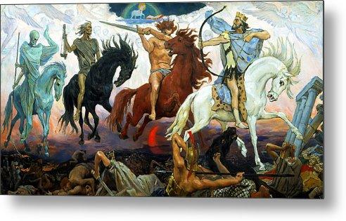 Resultado de imagen de blake apocalypse four horses