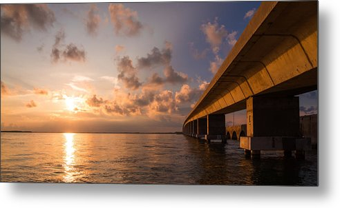Florida Metal Print featuring the photograph Keys by Chad Dutson