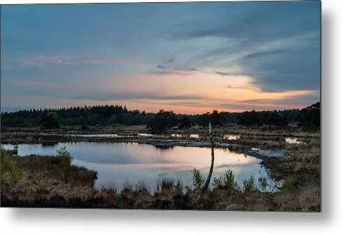 Scenics Metal Print featuring the photograph Serenity by William Mevissen