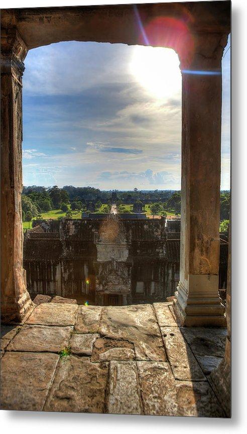 Top of Angkor by Quin DeVarona