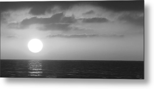 Moon Metal Print featuring the photograph Moon by Laura Hol Art