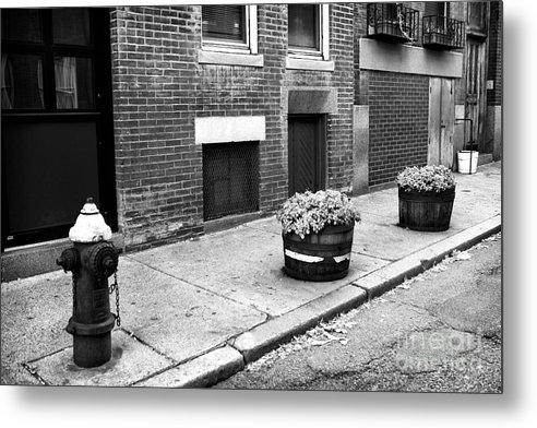Little Italy Metal Print featuring the photograph Northend by John Rizzuto