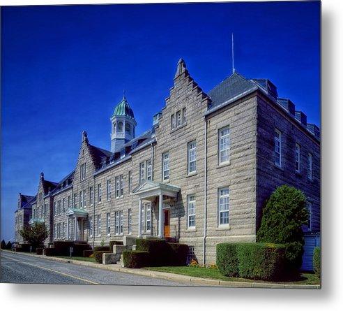Naval War College - Newport Rhode Island by Mountain Dreams