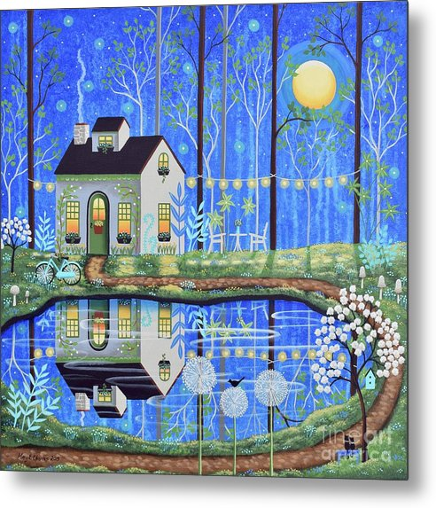 Enchanted Cottage by Mary Charles