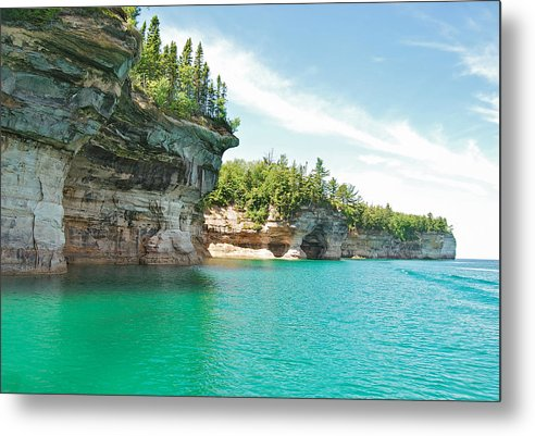 Pictured Rocks by Michael Peychich