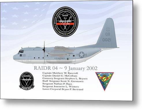 RAIDR 04 - 9 January 2002 by Hugs From Hercs