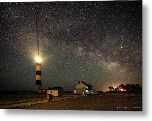 Bodie Island Lighthouse and Milky Way by Danny Levenson