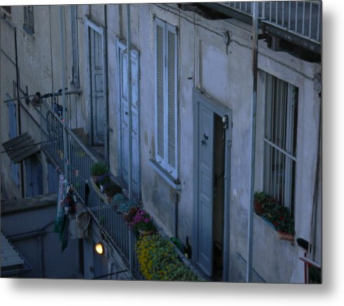 Houses Metal Print featuring the photograph Old House by Mikael Gambitt