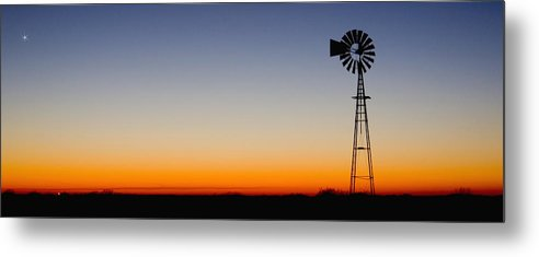 Sunset Metal Print featuring the photograph Sunset 14 by Katherine Bay