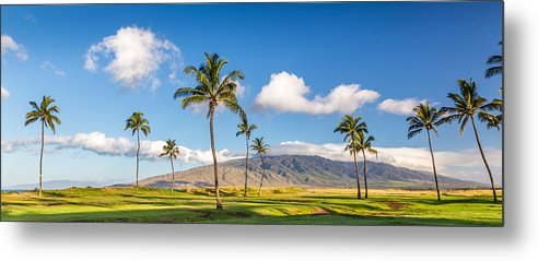 Maui Metal Print featuring the photograph Maui Hawaii by Pierre Leclerc Photography