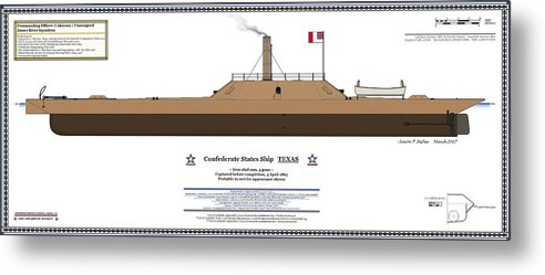 Navy Metal Print Featuring The Digital Art Css Texas Color Profile By Saxon Bisbee