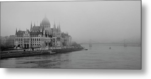 Budapest Metal Print featuring the photograph Budapest by C.s. Tjandra
