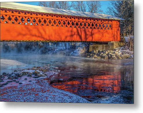 Burt Henry Bridge by Mark Schiffner
