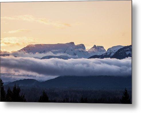 Rising Fog by Marc Bedard