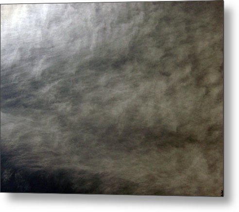 Cloud Metal Print featuring the photograph Sky3 by Mikael Gambitt