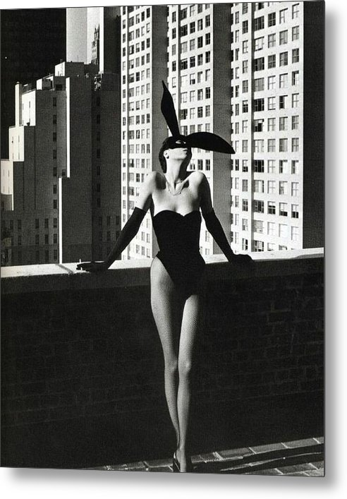 Elsa Peretti Bunny 1975 Helmut Newton by Demode FM