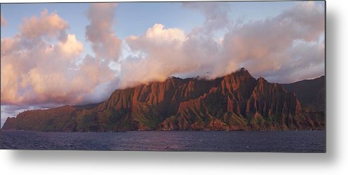 Hawaii Metal Print featuring the photograph Hawaii by Heather Coen