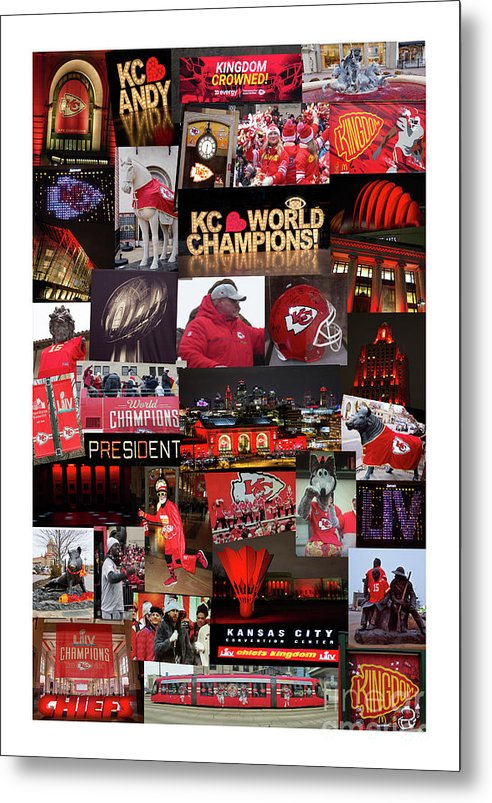 Super Bowl Poster - Large by Crystal Nederman