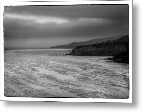 White Point Metal Print featuring the photograph White Point, Rancho Palos Verdes by Michael Ziegler
