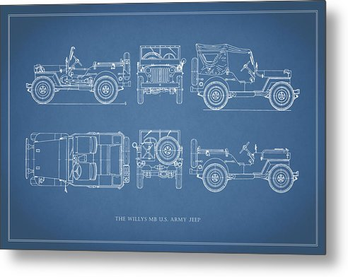 The Willys Jeep by Mark Rogan
