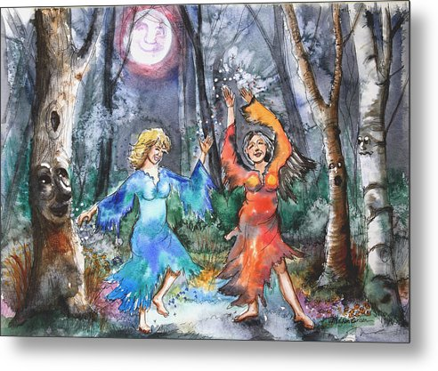 When Middle Aged Fairies.. by Patricia Allingham Carlson