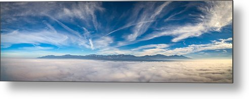 Sunrise Metal Print featuring the photograph Midday 03/21/2016 by Lonnie Christopher