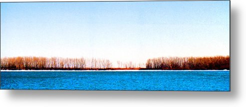 Landscape Metal Print featuring the photograph Leslie Spit From Cherry Beach 33 Dbae by Lyle Crump