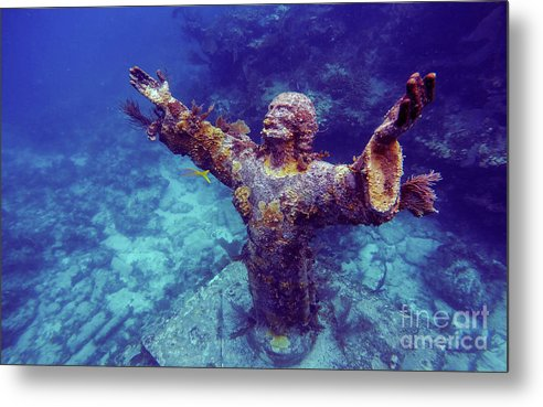 Christ of the Abyss by Vito Palmisano
