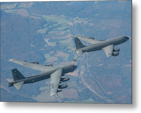 Kc-135/ B52 by Kyle Tufts