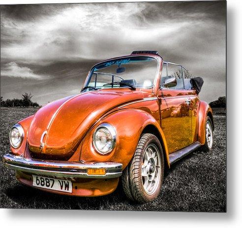 Classic VW Beetle by Ian Hufton