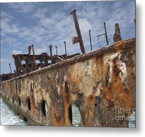 Left to Rust by Linda Lees