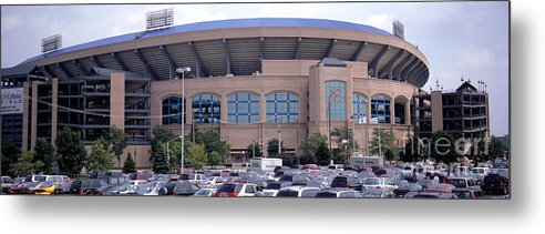 Viewpoint Metal Print featuring the photograph Indians V White Sox by Jerry Driendl