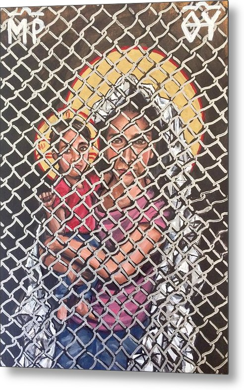 Mother of God Protectress of the Oppressed  by Kelly Latimore