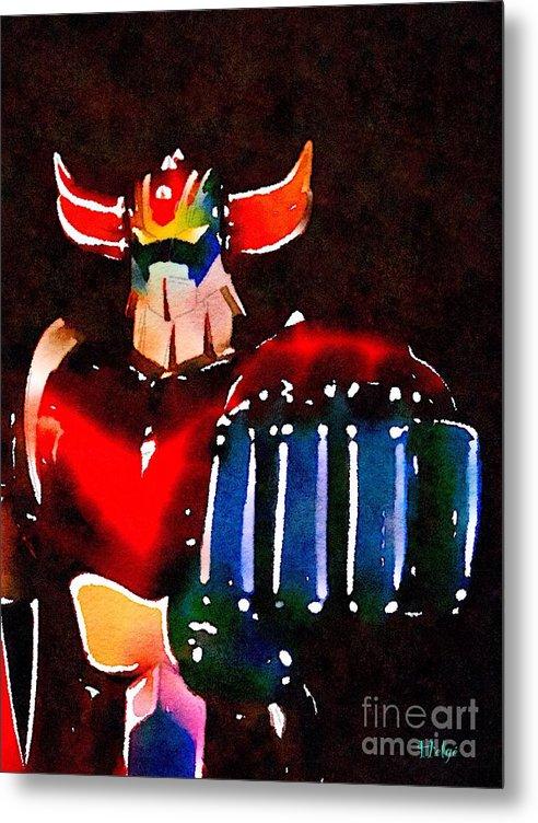 Mazinger by HELGE Art Gallery