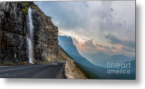 Glacier National Park Road to the Sun by Twenty Two North Photography