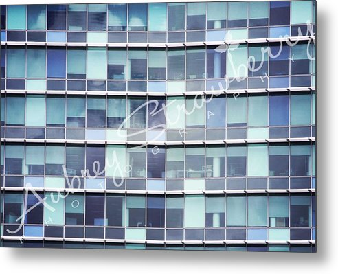Canvas Or Print No Watermark. Metal Print featuring the photograph Slave To The Money by Aubrey Strawberry