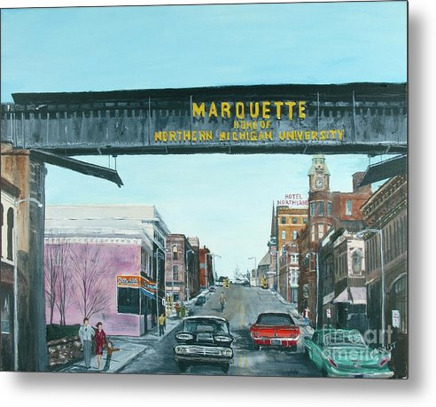 I Remember Marquette by Tim Lindquist