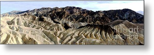 Mountains Metal Print featuring the photograph The Maise by Bryan Shane