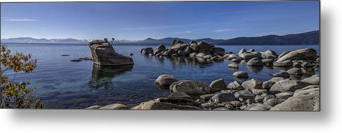 Clarity Metal Print featuring the photograph Tahoe Clarity by Brad Scott