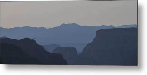 Grand Canyon Metal Print featuring the photograph Grand Canyon by Hunter Valley Photography