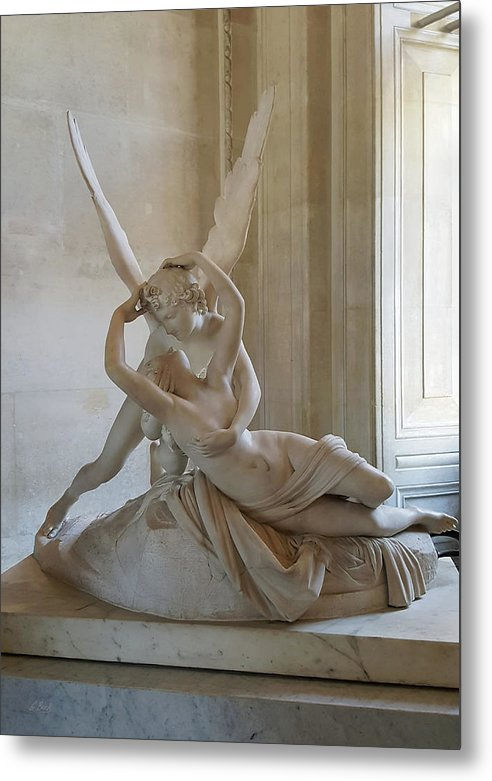 Psyche Revived by Cupid's Kiss  by Gordon Beck