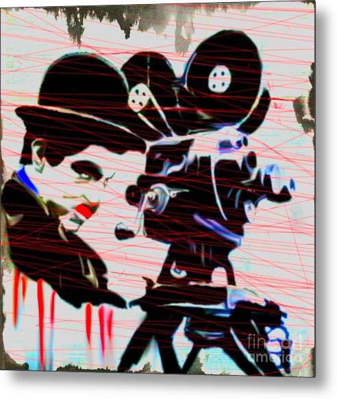 My name is Charlie Chaplin by Felix Von Altersheim