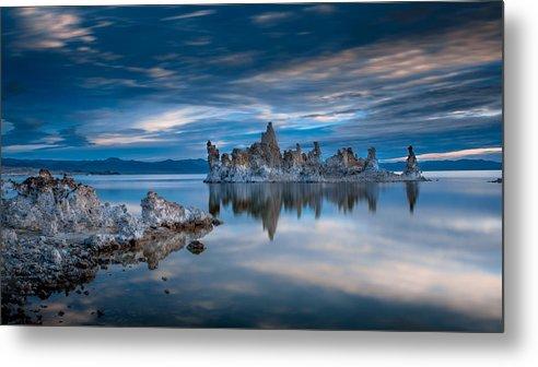 Mono Lake Tufas by Ralph Vazquez