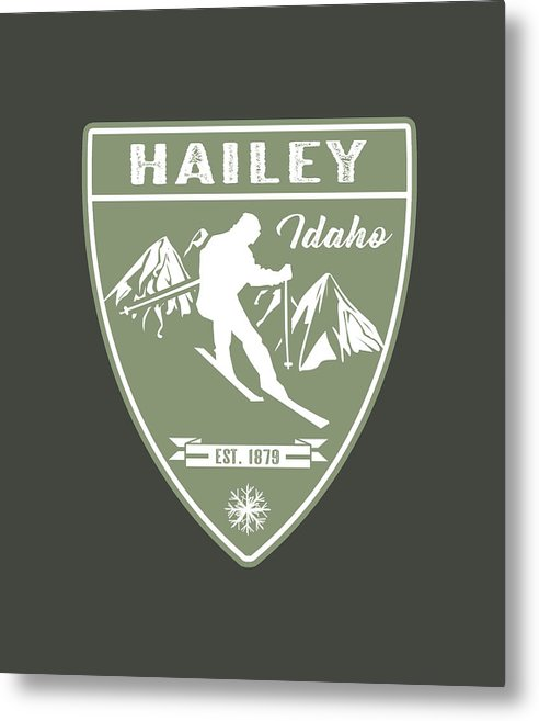 Ski Hailey Idaho by Jared Davies